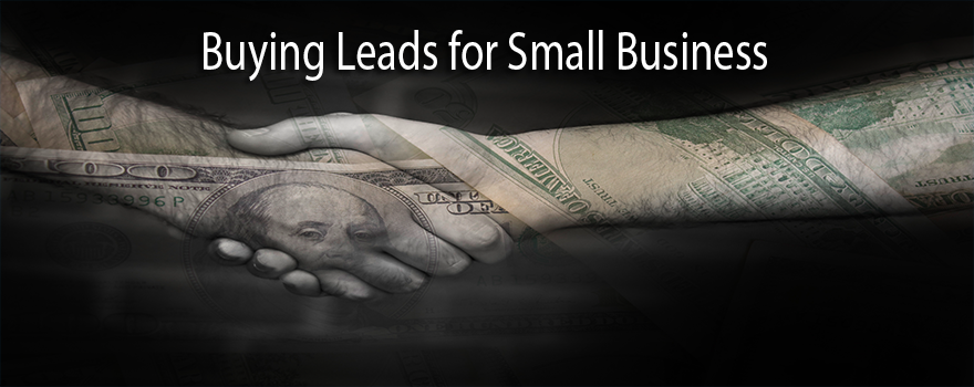Buying Leads for Small Business