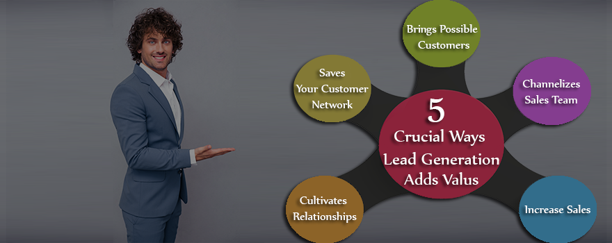 5 Crucial way lead generation