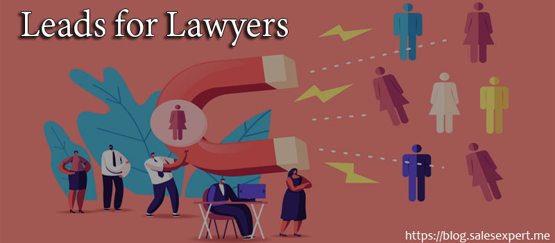 Leads for lawyers